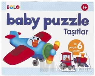 Taşıtlar - Baby Puzzle