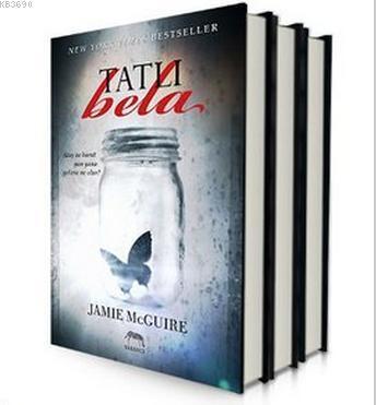 Tatlı Bela Seti (3 Kitap Takım)