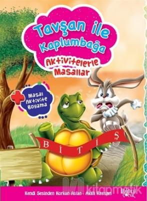 Tavşan İle Kaplumbağa - Aktivitelerle Masallar