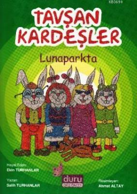Tavşan Kardeşler Lunaparkta