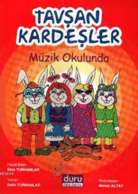 Tavşan Kardeşler Müzik Okulunda