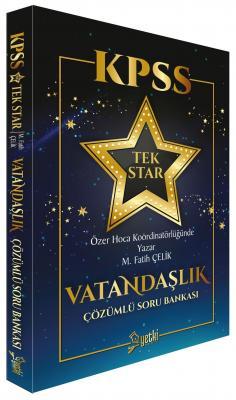 Tek Star Vatandaşlık Çözümlü Soru Bankası M. Fatih Çelik