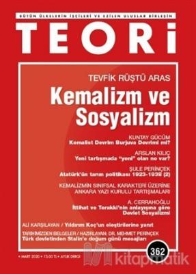 Teori Dergi Sayı: 362 Mart 2020 Kolektif