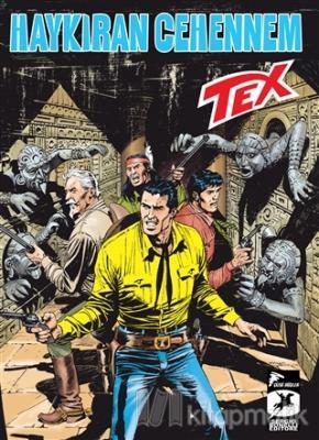 Tex Yeni Seri 36: Haykıran Cehennem - Kaçırılan Çocuk Mauro Boselli