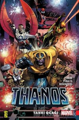 Thanos 2 Jeff Lemire