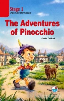 The Adventures of Pinocchio CD'li (Stage 1)