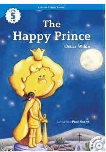 The Happy Prince +CD (eCR Level 5)