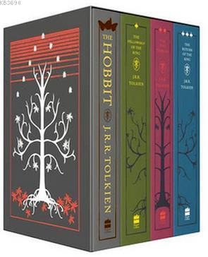 The Hobbit/The Lord of the Rings (Collectors Edition Box Set)