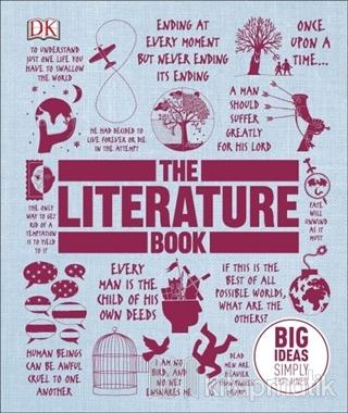 The Literature Book (Ciltli)