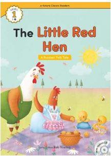 The Little Red Hen +Hybrid CD (eCR Level 1)