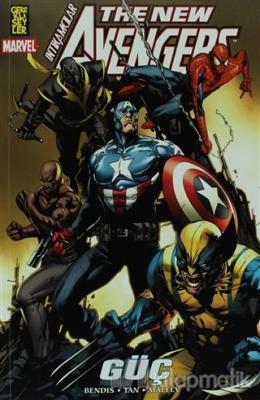 The New Avengers İntikamcılar 10 Güç Brian Michael Bendis