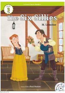 The Six Sillies +CD (eCR Level 3)