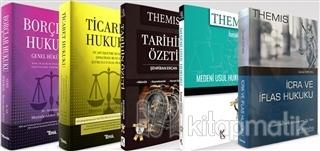 Themis İcra Müdürlüğü Seti (5 Kitap) İsmail Ercan