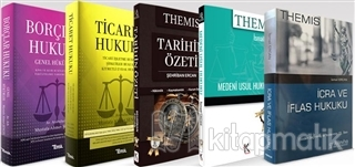 Themis İcra Müdürlüğü Seti (5 Kitap)