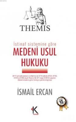 Themis Medeni Usul Hukuku (Ciltli) %28 indirimli İsmail Ercan