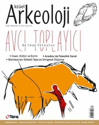 Aktüel Arkeoloji Dergisi Sayı:67  Ocak-Şubat 2019