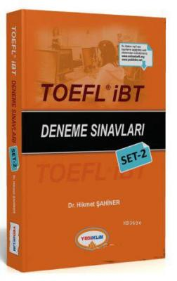 TOEFL İBT Deneme Sınavları Set 2
