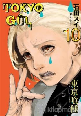 Tokyo Gul 10 . Cilt Sui İşida