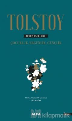 Tolstoy - Bütün Eserleri 1 (Ciltli)