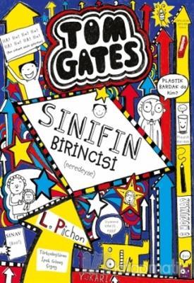 Tom Gates: Sınıfın Birincisi (Ciltli)