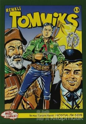 Tommiks (Renkli) Nostaljik Seri Sayı: 13