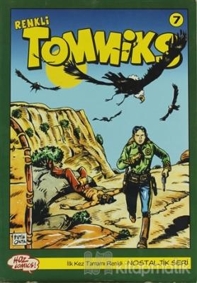 Tommiks (Renkli) Nostaljik Seri Sayı: 7
