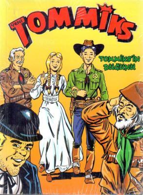 Tommiks'in Düğünü - Binbaşı Volkan Kaptan Venüs
