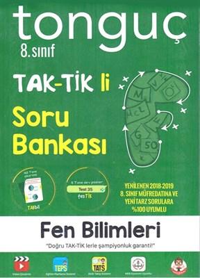 8.Sınıf Fen Bilimleri Tak-Tik'li Soru Bankası