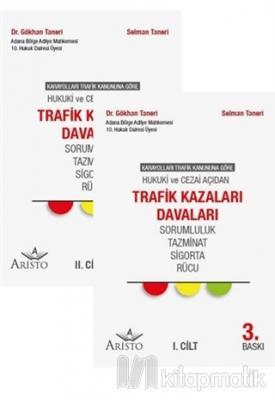 Trafik Kazaları Davaları (2 Cilt)