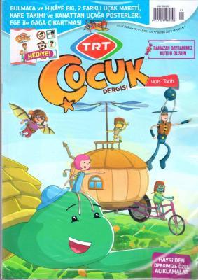 TRT Çocuk Dergisi Sayı: 105 Haziran 2019