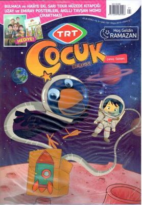 TRT Çocuk Dergisi Sayı: 104 Mayıs 2019