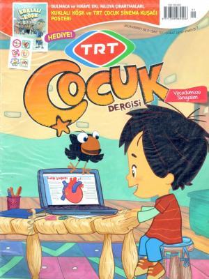TRT Çocuk  Dergisi  Sayı:101 Şubat 2019