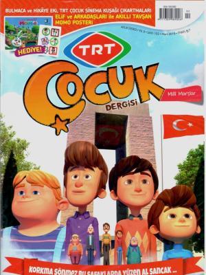 TRT Çocuk Dergisi  Sayı:102 Mart 2019