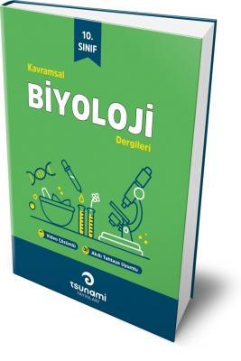Tsunami Yayınları 10. Sınıf Biyoloji Kavramsal Dergileri 2 Fasikül