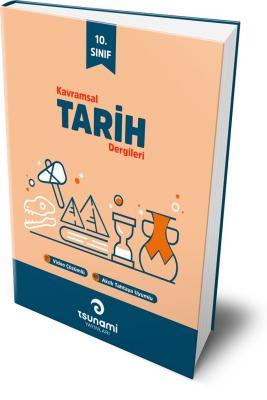Tsunami Yayınları 10. Sınıf Tarih Kavramsal Dergileri 3 Fasikül