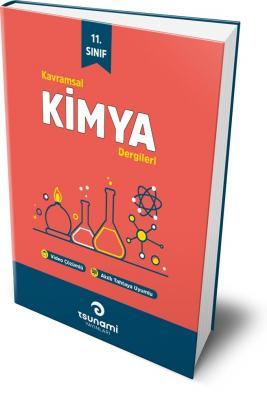 Tsunami Yayınları 11. Sınıf Kimya Kavramsal Dergileri 6 Fasikül
