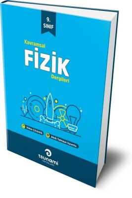 Tsunami Yayınları 9. Sınıf Fizik Kavramsal Dergileri 3 Fasikül