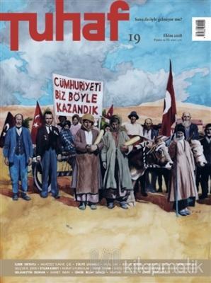Tuhaf Dergi Sayı: 19 Ekim 2018