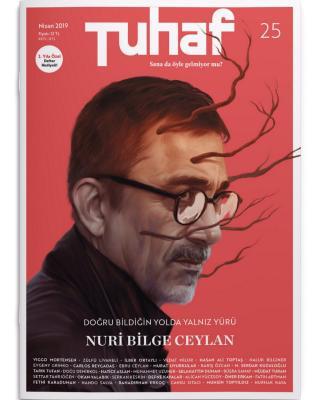 Tuhaf Dergisi Nisan 2019