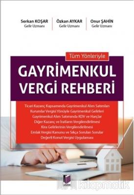 Gayrimenkul Vergi Rehberi Serkan Koşar