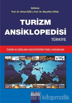 Turizm Ansiklopedisi Türkiye (Ciltli)