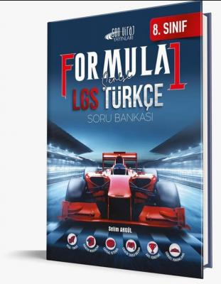 Son Viraj Formula Serisi 8. Sınıf Türkçe Soru Bankası Komisyon
