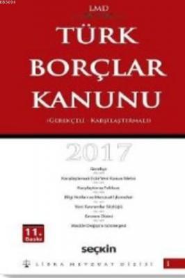 Türk Borçlar Kanunu (Ciltli)