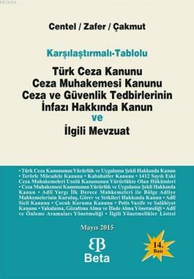 Türk Ceza Kanunu Ceza Muhakemesi Kanunu (Ciltli)
