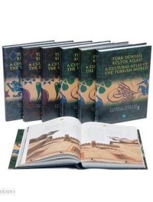 Türk Dünyası Kültür Atlası (12 Cilt) (Türkçe + İngilizce)