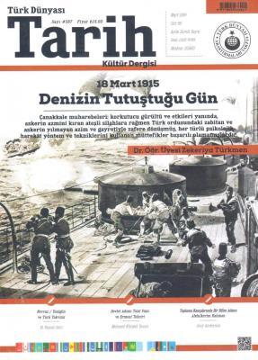 Türk Dünyası Tarih Kültür Dergisi Sayı:387 Mart 2019