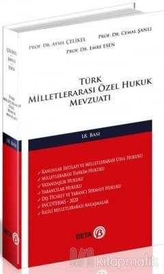Türk Milletlerarası Özel Hukuk Mevzuatı (Ciltli) Aysel Çelikel