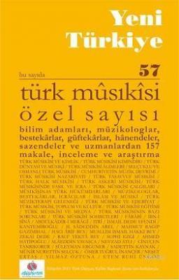 Türk Musikisi Özel Sayısı
