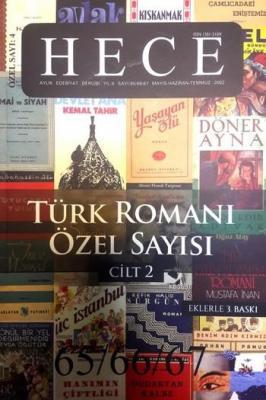 Türk Romanı Özel Sayısı (2 Cilt)
