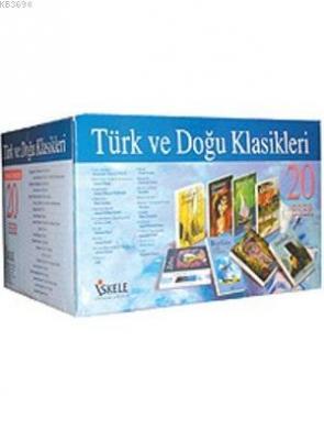 Türk ve Doğu Klasikleri (20 Kitap, Kutulu)